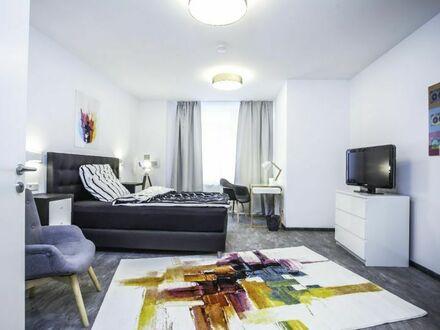 Ab September freie Zimmer in Executive Business WG mit 10 modernen WG Zimmern mitten im Bahnofsviertel