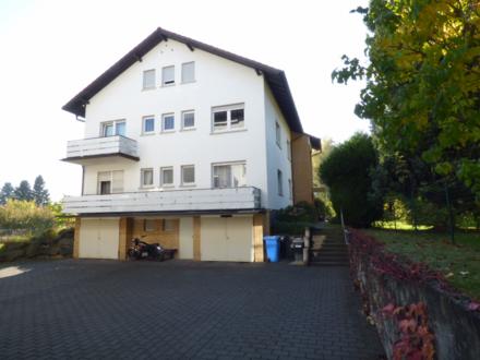 Friedrichsdorf – Nähe Zentrum Große Wohnung mit Garten