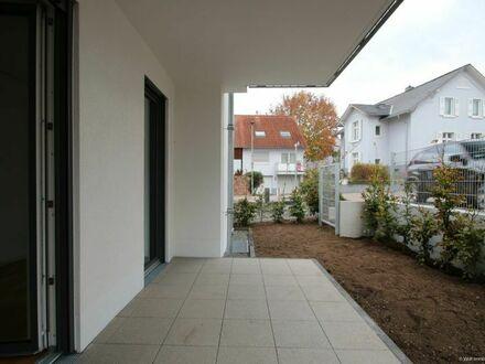 VERMIETET! Neubau-Erstbezug: Moderne 2-Zimmerwohnung in zentraler, ruhiger Lage