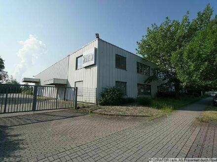 Logistikstandort mit Büro und Erweiterungspotential!