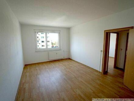 2 Zimmer mit Balkon und Aufzug