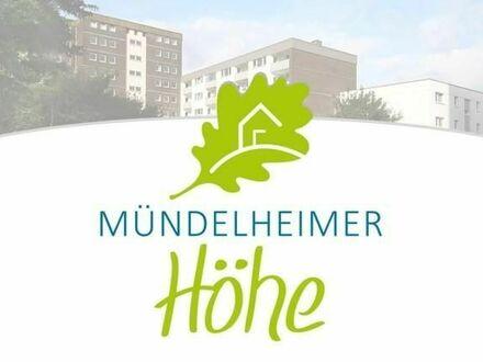 Erstbezug nach Sanierung - Attraktive 3-Zimmerwohnung mit Balkon - Mündelheimer Höhe!