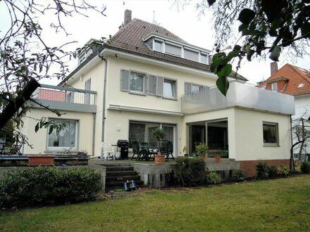 Charmante Stadtvilla in Darmstadt