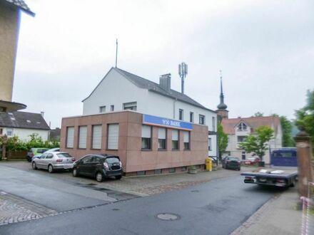 Verkauf im Bieterverfahren! Wohn- und Geschäftshaus in Röllfeld
