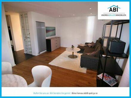 Wunderschöne und wohnlich gestaltete Maisonette-Wohnung