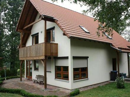EFH - Traumhaus am Waldrand von Luisenthal, sonnig, Gar., Stellpl., Gästebungalow