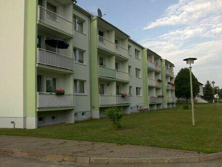 gemütliche 3-Raumwohnung mit Balkon