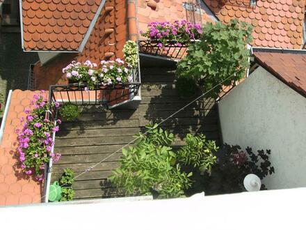 Fachwerkhaus mit Charme in der Marburger Oberstadt