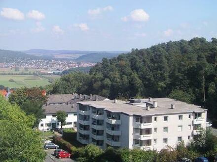Die ideale Single-Wohnung in Waldrandlage von Marburg-Wehrda
