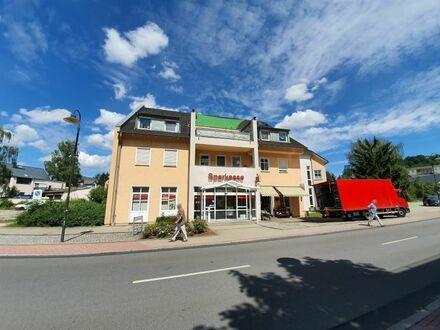 Moderne 1-Zimmer Wohnung mit Dachterrasse in Wildenfels bei Zwickau