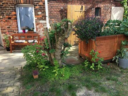 Gemütliche 3-Raumwohnung in Elster (Elbe) mit Gartennutzung