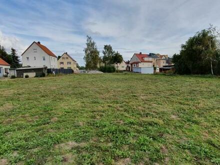 Sehr schön und ruhig gelegenes Grundstück in Pegau zu verkaufen.