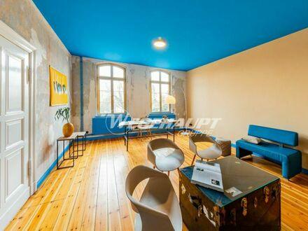 ♥exklusive & innovative Gewerbefläche im Cokturhof, dem denkmalgeschützten Altbau in bester Elblage