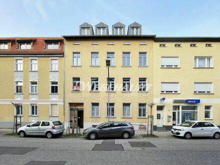 ❤ helle 3-Raum-Wohnung im EG auf 63m² vollständig saniert mit Keller & Innenhof mitten in SBK ❤