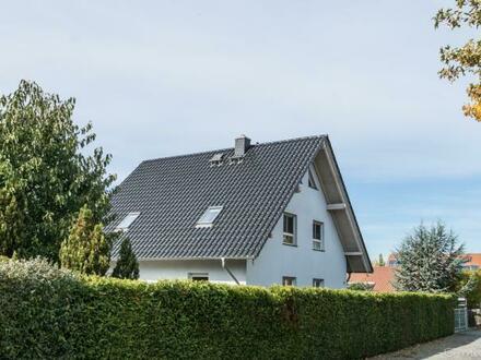 Großzügiges Einfamilienhaus in landschaftlich schöner Lage von Magdeburg-Prester
