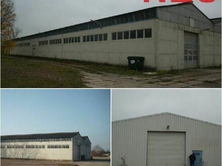 Lagerhallen im Halle/ Ammendorf zu vermieten