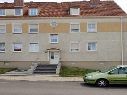 2-Raum-Wohnung im Dachgeschoß
