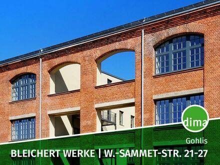 ERSTBEZUG | Haus 2 | Bleichert Werke | 2 Bäder | 2 Balkone | HWR | Ankleide | DG Maisonette | EBK