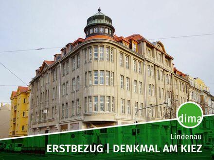 ERSTBEZUG | Historisches Denkmal | Vollbad | Fbhz. | Parkett | EBK mit Aufpreis