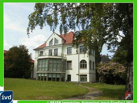 Attraktiver Firmensitz im Villenviertel am Rand der Dresdner Heide