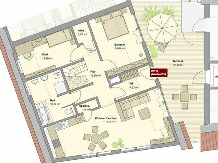 Fantastische 3,5-Zi. Neubau-Wohnung im Stadtzentrum Wernigerode, barrierefrei