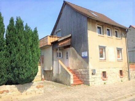 83 m² Einfamilienhaus auf 100 m² Grundstück!