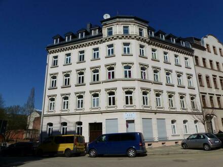 Senioren-3-Zi.-EG-Wohnung mit großem Balkon - Erstbezug nach Neurenovierung!