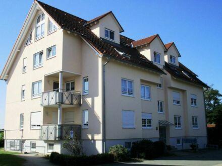 Vermietete Eigentumswohnung mit Balkon und Terrasse in Riesa