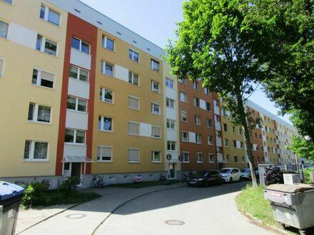 Sonnige 2-Raumwohnung mit Balkon und EBK in Nünchritz