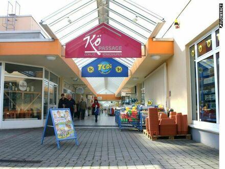 Große Gewerbefläche in der Kö-Passage zu vermieten Laden 1.15