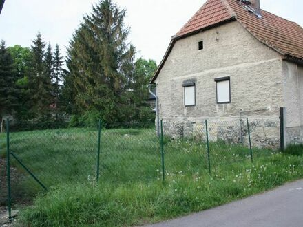 Erschlossenes Baugrundstück in Ballenstedt / OT Radisleben