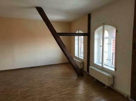 Schloßblick aus dem Dachgeschoß