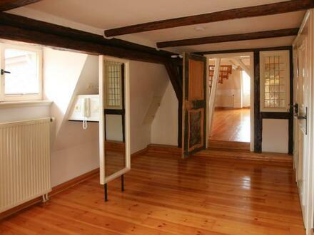 Traumhafte Maisonettewohnung in Quedlinburg