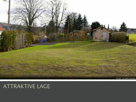 Traumlage + Traumblick. Attraktives Grundstück zu verkaufen.