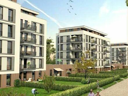Traumhaft und exklusiv ausgestattete Familienwohnung mit großer Terrasse im Erstbezug!