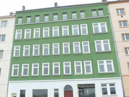 Große 1-Raumwohnung mit Tageslichtbad im Leipziger Zentrum-Nord