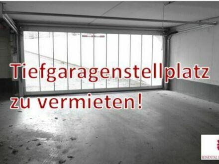 Tiefgaragenstellplatz in Lieskau/Salzatal