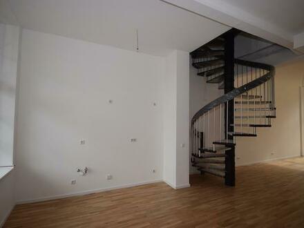 Loft-Wohnung in historischer Knopffabrik in Chemnitz - Borna-Heinersdorf.