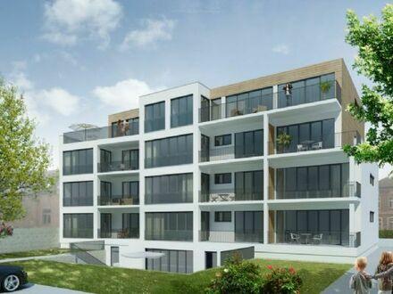 Exklusive, barrierefreie 2-Raum-Eigentumswohnung in Trotha - Neubau, KfW 55, Erstbezug ab 2019