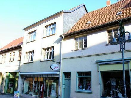 attraktive und großzügige Wohnung im Zentrum von Sangerhausen