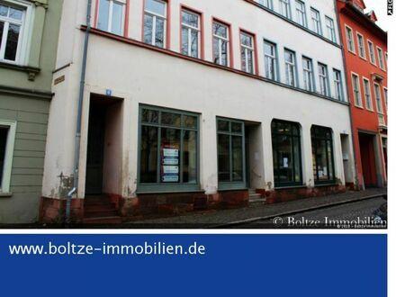 Hergeschaut! Laden-/Büroflächen am Naumburger Lindenring!