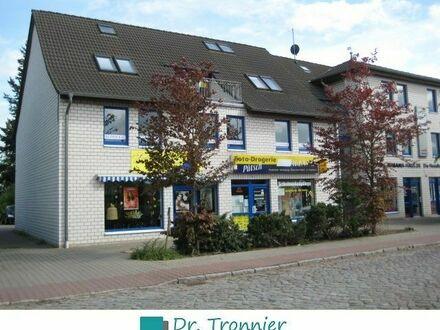 Kleines Büro (2 Zimmer) im Ortskern von Biederitz