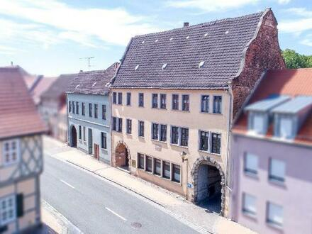 Historische Häuser im Herzen von Gardelegen!