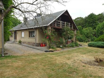 +++Der Traum vom Eigenheim in idyllischer Lage - Siepe+++