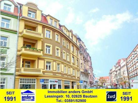 Moderne 2-Raum-Dachgeschoss-Wohnung in Bautzen