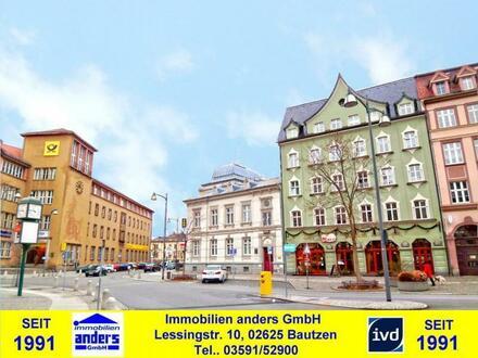 Moderne Büro-/ Praxiseinheit in sehr guter Geschäftslage in Bautzen-Gebäude unter Denkmalschutz