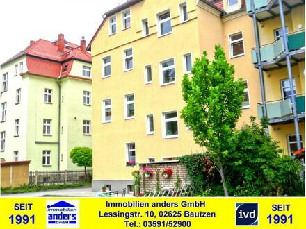 Moderne 2-Raum-Wohnung mit Stellplatz in Bautzen