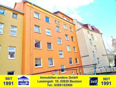 Moderne 3-Raum-Wohnung mit Balkon in Bautzen
