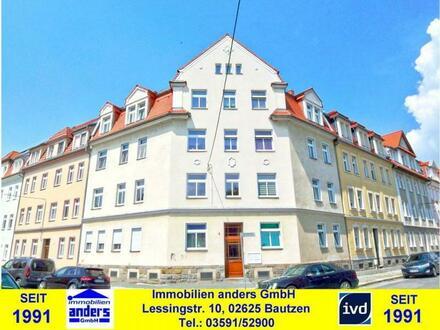 Erstbezug nach Modernisierung - Moderne 3-Raum-Wohnung in ruhiger Wohnlage in Bautzen