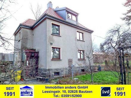 Modernisiertes EFH/ZFH mit Terrasse - Nebengelass in Bautzen